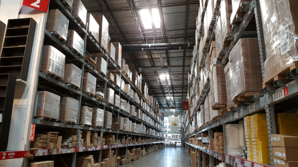 iot sensor distributor warehouse