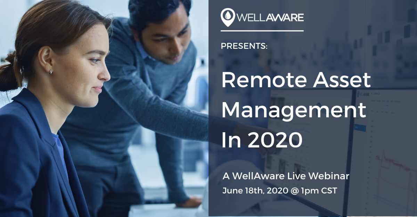 Remote Asset Management in 2020 webinar