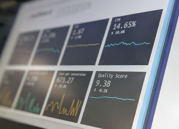 industrial iot sensor data dashboard