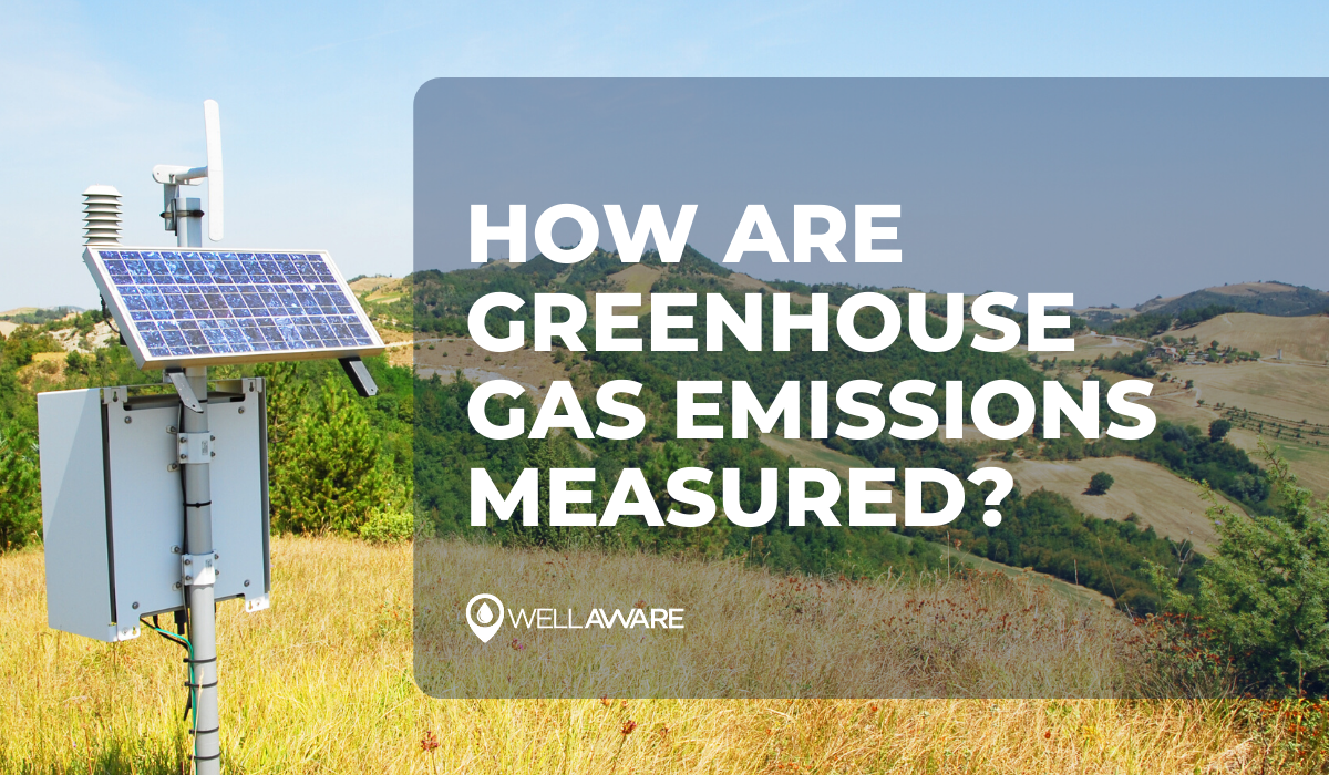 how are greenhouse gas emissions calculated