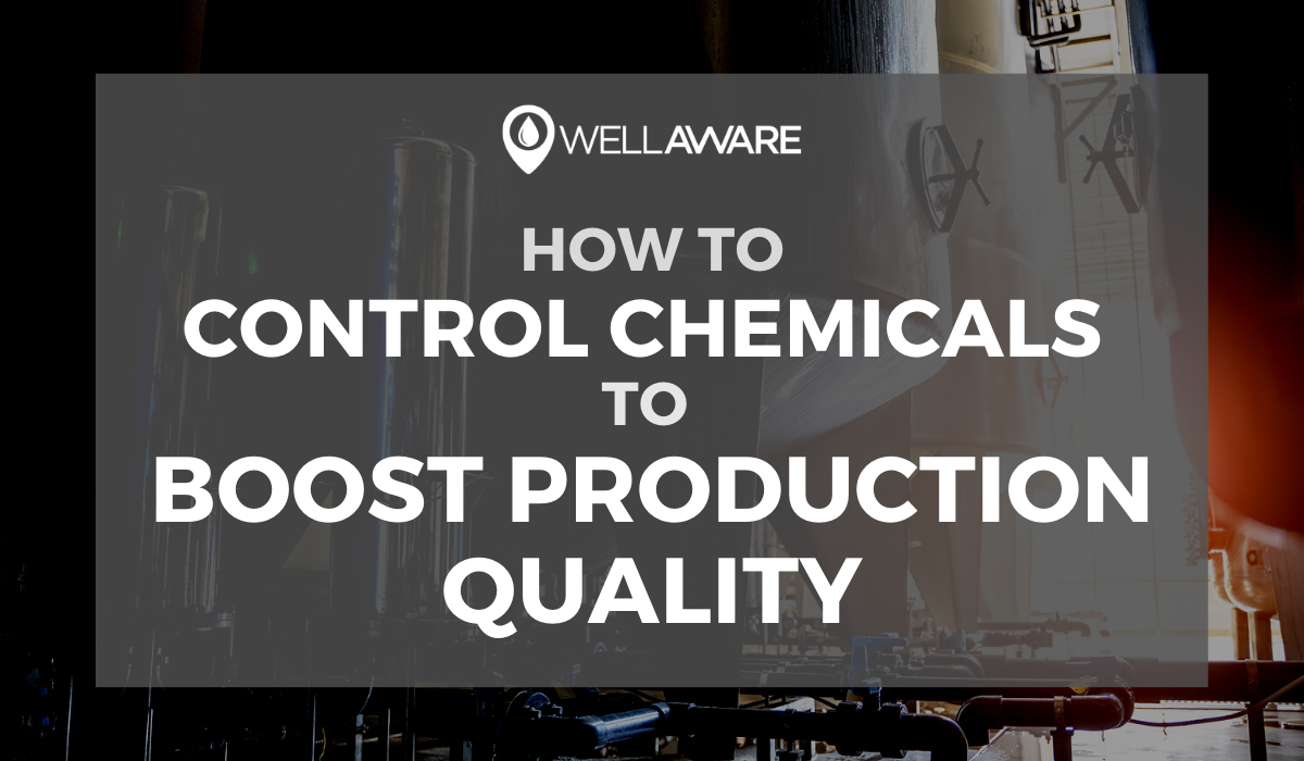 how to automate chemical injection pumps to boost quality assurance