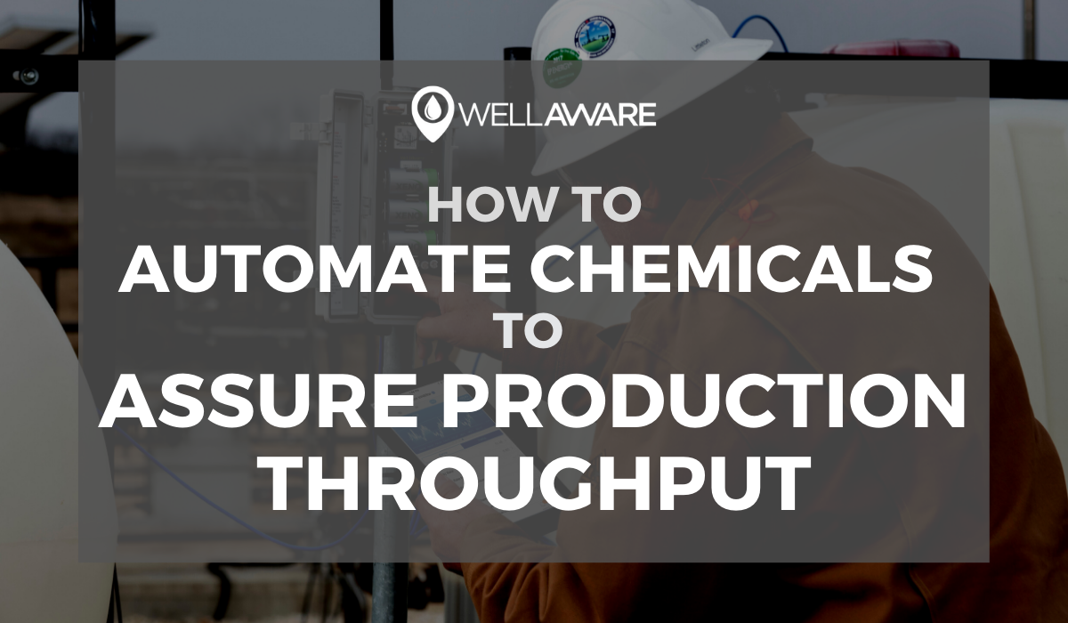 how to automate chemical pumps for production assurance flow assurance