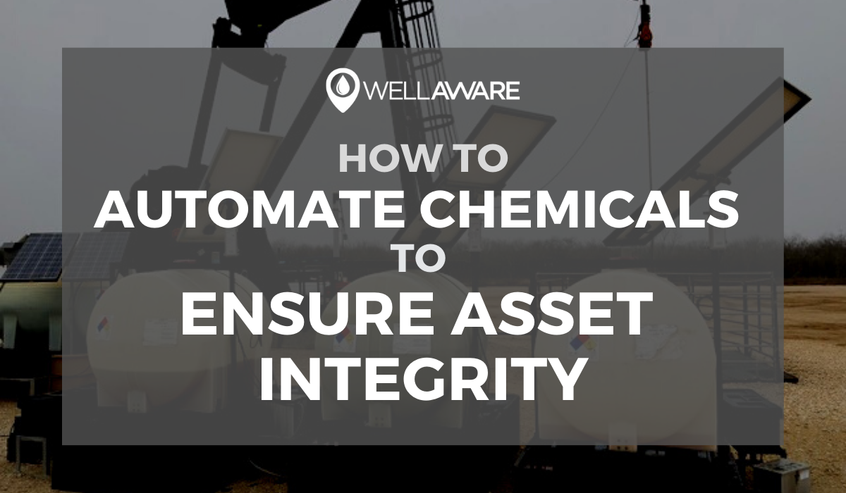 how to automate chemical pumps to ensure asset integrity