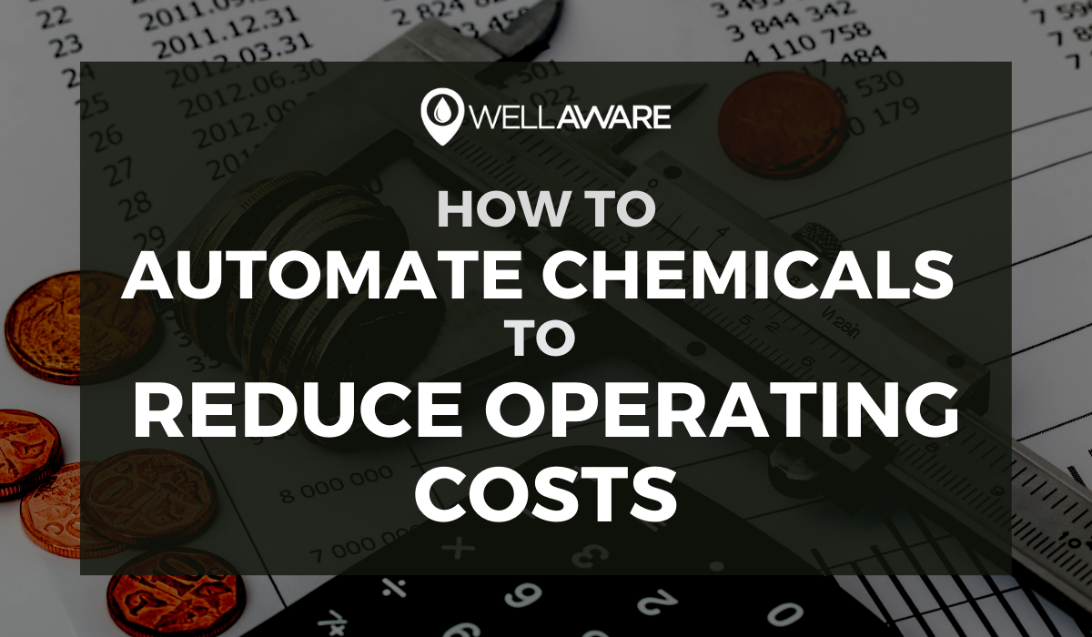 how to cut chemical costs and reduce operating expenses