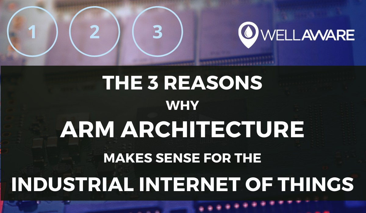 the 3 reasons why arm architecture makes sense for iiot industrial internet of things