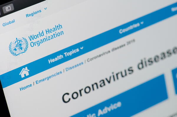 world health organization says covid-19 coronavirus is airborne
