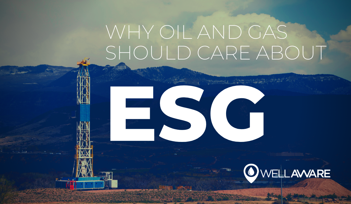 why oil and gas should care about esg sustainability