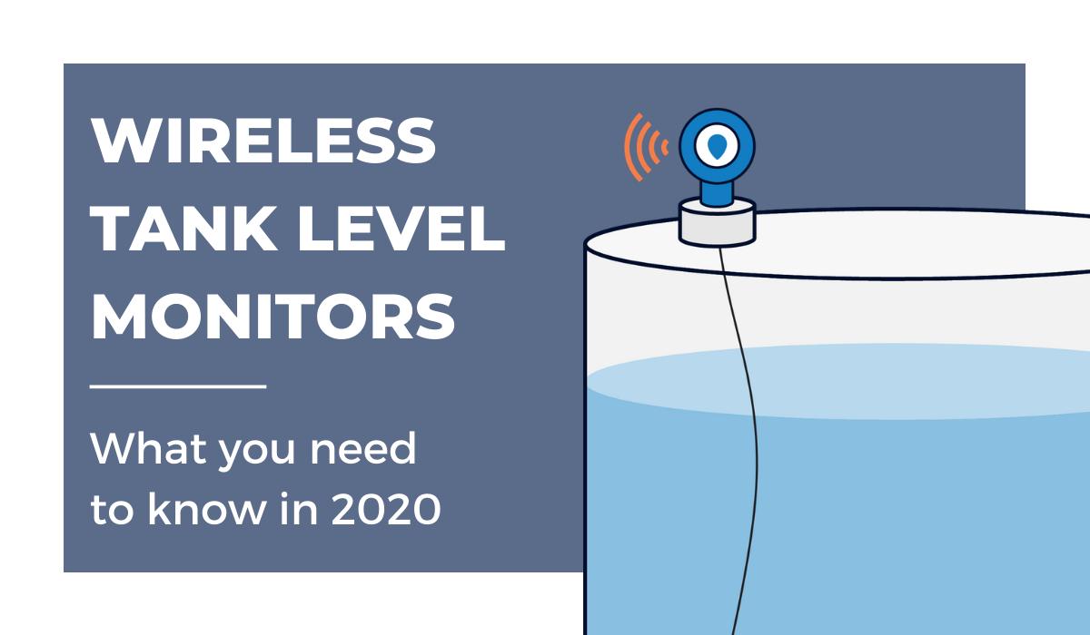 wireless tank level sensors in 2020